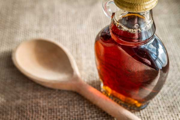 maple syrup ready to eat